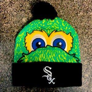 Chicago White Sox Mascot Kids Beanie